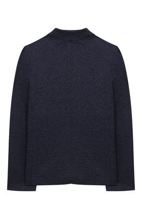 Детский пиджак PAOLO PECORA MILANO темно-синего цвета, арт. PP2472/14A-16A | Фото 2