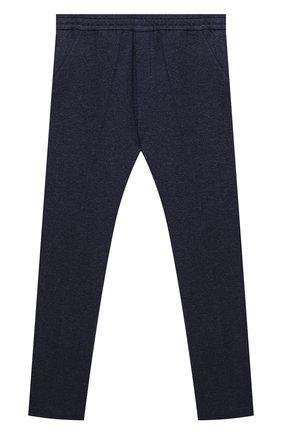 Детские брюки PAOLO PECORA MILANO темно-синего цвета, арт. PP2473/8A-12A | Фото 1