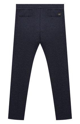 Детские брюки PAOLO PECORA MILANO темно-синего цвета, арт. PP2473/8A-12A | Фото 2