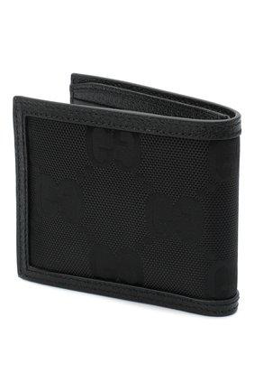 Мужской комбинированное портмоне off the grid GUCCI черного цвета, арт. 625573/H9HAN | Фото 2