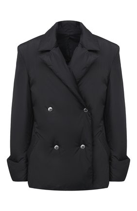 Женский пуховая куртка KHRISJOY черного цвета, арт. BFPW026/NY | Фото 1