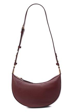 Женская сумка anais small COCCINELLE бордового цвета, арт. E1 GH0 13 01 01 | Фото 1