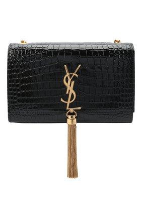Женская сумка kate small  SAINT LAURENT черного цвета, арт. 474366/DND0J | Фото 1