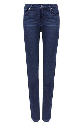 Женские джинсы PAIGE синего цвета, арт. 6488F71-1377 | Фото 1