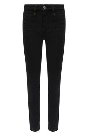 Женские джинсы PAIGE черного цвета, арт. 5972901-8170 | Фото 1