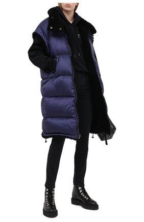 Женские джинсы PAIGE черного цвета, арт. 5972901-8170 | Фото 2