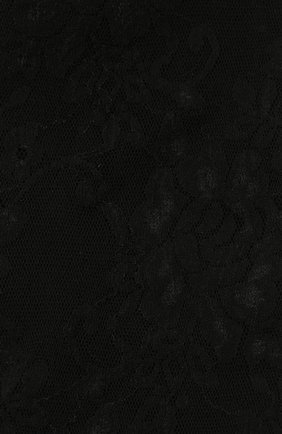 Женские носки GUCCI черного цвета, арт. 592950/3G407 | Фото 2