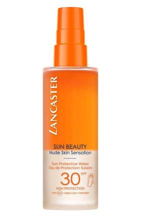 Женский солнцезащитная вода lancaster sun spf 30 LANCASTER бесцветного цвета, арт. 3614228180146 | Фото 1