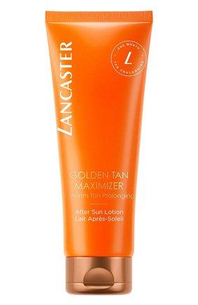 Женского лосьон для лица и тела после загара golden tan maximizer LANCASTER бесцветного цвета, арт. 3614227913974 | Фото 1