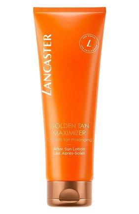 Женского лосьон для лица и тела после загара golden tan maximizer LANCASTER бесцветного цвета, арт. 3614227914292 | Фото 1