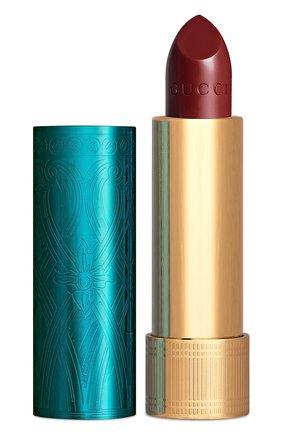 Женская губная помада, оттенок 512 maggie scarlet GUCCI бесцветного цвета, арт. 3616300894828 | Фото 1