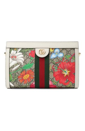 Женская сумка ophidia gg flora small GUCCI разноцветного цвета, арт. 503877/HV8AC | Фото 1