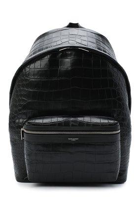 Кожаный рюкзак City | Фото №1