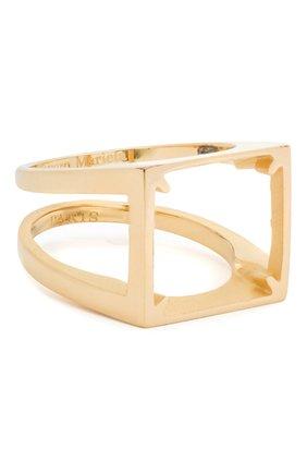 Женское кольцо MAISON MARGIELA золотого цвета, арт. S51UQ0057/S12639 | Фото 1