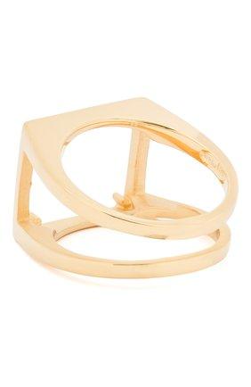 Женское кольцо MAISON MARGIELA золотого цвета, арт. S51UQ0057/S12639 | Фото 2