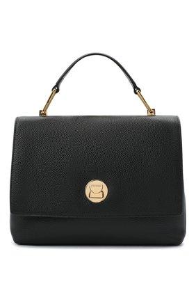 Женская сумка liya medium COCCINELLE черного цвета, арт. E1 GD0 18 01 01 | Фото 1