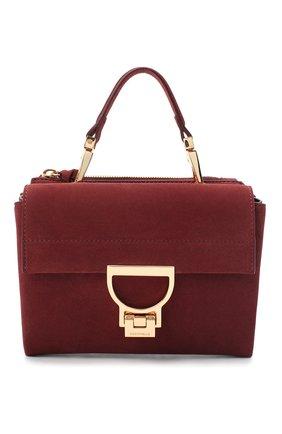 Женская сумка arlettis small COCCINELLE бордового цвета, арт. E1 GD6 55 B7 01 | Фото 1