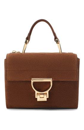 Женская сумка arlettis small COCCINELLE коричневого цвета, арт. E1 GD6 55 B7 01 | Фото 1