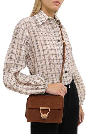 Женская сумка arlettis small COCCINELLE коричневого цвета, арт. E1 GD6 55 B7 01 | Фото 2