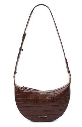 Женская сумка anais medium COCCINELLE коричневого цвета, арт. E1 GH2 13 01 01 | Фото 1