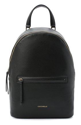 Женский рюкзак rendez-vous COCCINELLE черного цвета, арт. E1 GT0 14 01 01 | Фото 1