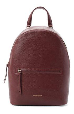 Женский рюкзак rendez-vous COCCINELLE бордового цвета, арт. E1 GT0 14 01 01 | Фото 1