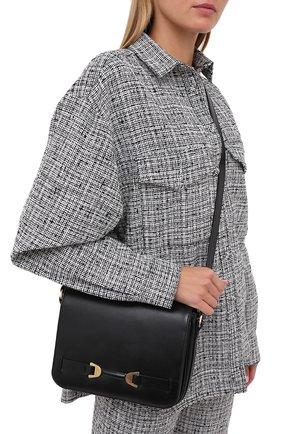 Женская сумка mathilde COCCINELLE черного цвета, арт. E1 GT5 12 01 01 | Фото 2
