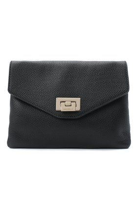 Женская сумка florie small COCCINELLE черного цвета, арт. E5 GV3 55 E5 07 | Фото 1