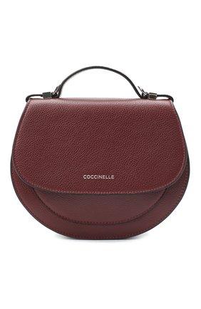 Женская сумка sirio mini COCCINELLE бордового цвета, арт. E5 GV3 55 H5 07 | Фото 1