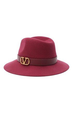 Фетровая шляпа Valentino Garavani | Фото №2