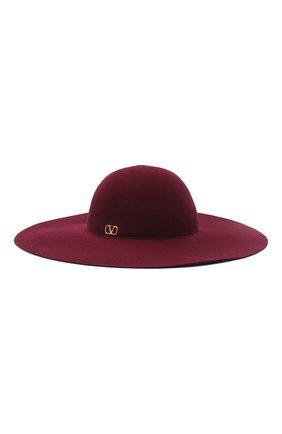 Фетровая шляпа Valentino Garavani | Фото №1