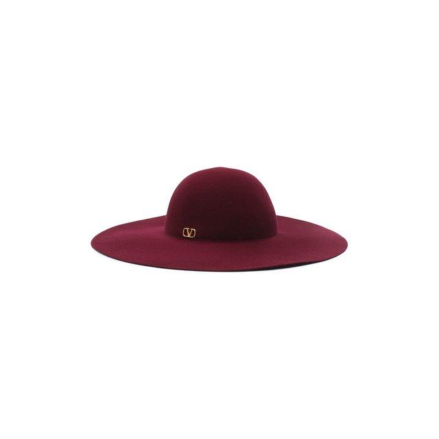 Фетровая шляпа Valentino Garavani Valentino