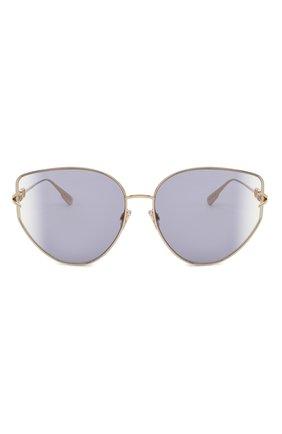Женские солнцезащитные очки DIOR фиолетового цвета, арт. DI0RGIPSY1 000 S0 | Фото 3