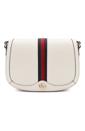 Женская сумка ophidia GUCCI белого цвета, арт. 601044/DJ2DG | Фото 1