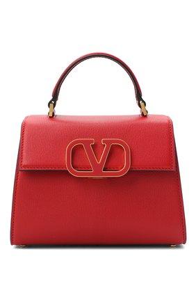 Женская сумка valentino garavani vsling VALENTINO красного цвета, арт. UW2B0F53/CSU   Фото 1