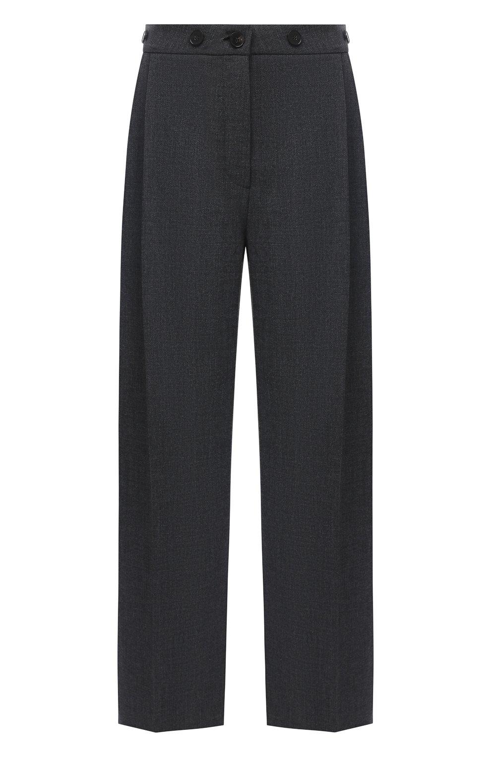 Женские брюки RUBAN серого цвета, арт. RPW20/21-7.1.45.4 | Фото 1