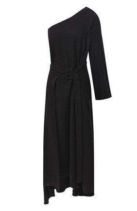 Женское хлопковое платье RUBAN черного цвета, арт. RPW20/21-10.3.45.2 | Фото 1