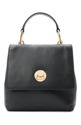 Женская сумка liya COCCINELLE черного цвета, арт. E1 GD0 54 10 01 | Фото 1