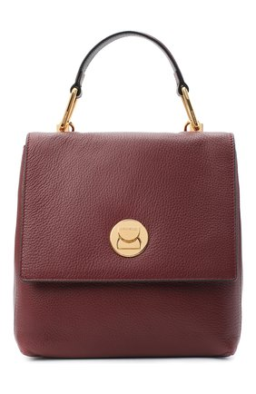 Женская сумка liya COCCINELLE бордового цвета, арт. E1 GD0 54 10 01 | Фото 1