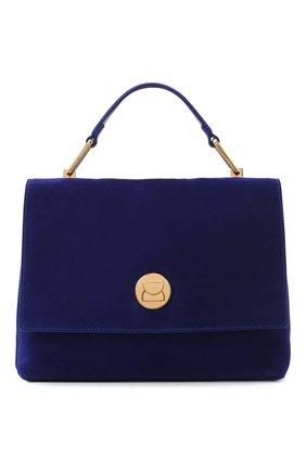 Женская сумка liya medium COCCINELLE синего цвета, арт. E1 GD1 18 01 01 | Фото 1