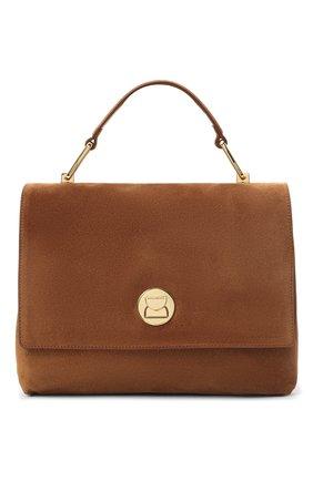 Женская сумка liya medium COCCINELLE коричневого цвета, арт. E1 GD1 18 01 01 | Фото 1