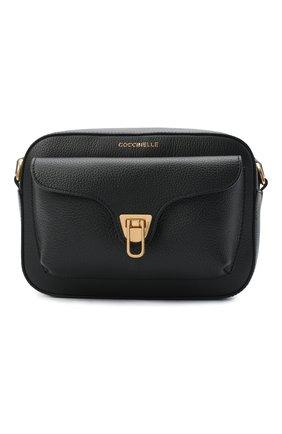 Женская сумка beat soft COCCINELLE черного цвета, арт. E1 GF6 15 02 01 | Фото 1