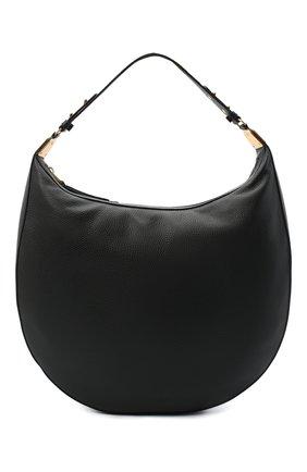 Женская сумка anais large COCCINELLE черного цвета, арт. E1 GH0 13 04 01 | Фото 1