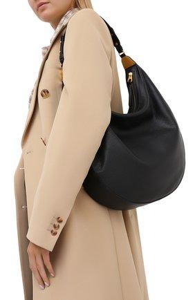 Женская сумка anais large COCCINELLE черного цвета, арт. E1 GH0 13 04 01 | Фото 2