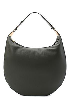 Женская сумка anais large COCCINELLE зеленого цвета, арт. E1 GH0 13 04 01 | Фото 1