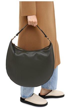 Женская сумка anais large COCCINELLE зеленого цвета, арт. E1 GH0 13 04 01 | Фото 2