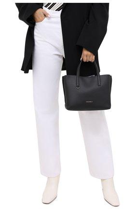 Женская сумка matinee COCCINELLE черного цвета, арт. E1 GJA 18 01 01 | Фото 2