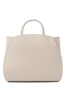 Женская сумка concrete medium COCCINELLE бежевого цвета, арт. E1 GLA 18 01 01 | Фото 1