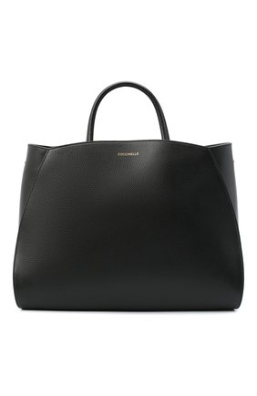 Женская сумка concrete large COCCINELLE черного цвета, арт. E1 GLA 18 02 01 | Фото 1