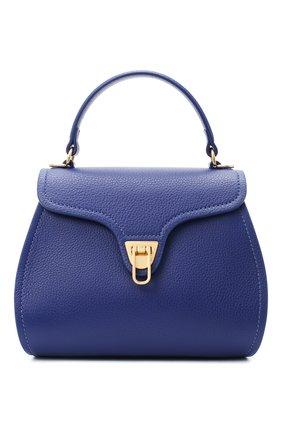 Женская сумка marvin small COCCINELLE синего цвета, арт. E1 GP0 55 01 01 | Фото 1